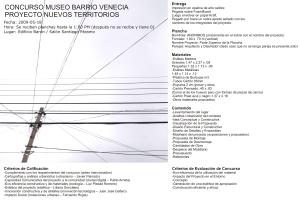 Concurso Venecia